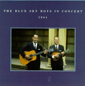 Blue Sky Boys in Concert 1964