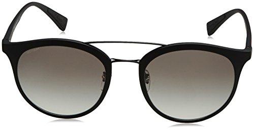 Grey Sport Prada Noir Sonnenbrille 51SS PS Black U76w1Yq