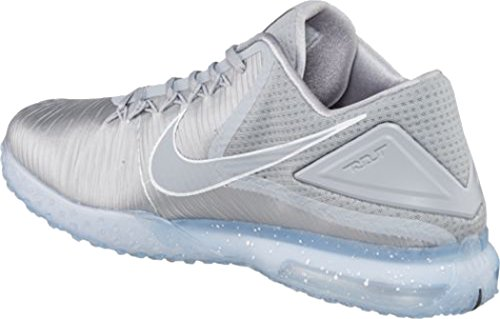 NIKE Mens Trout 3 Turf Training Shoe Wolf Grey/Wolf Grey tzDPK