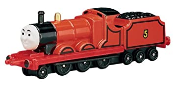 Die Cast Thomas The Tank Engine Friends James Red