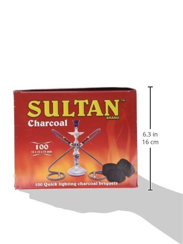 Sultan Charcoal, 29.3 OZ (Pack - 1)
