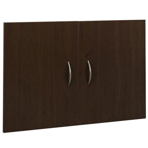 K&A Company freedomRail Big O-Box Door Set - Chocolate Pear, 19.75