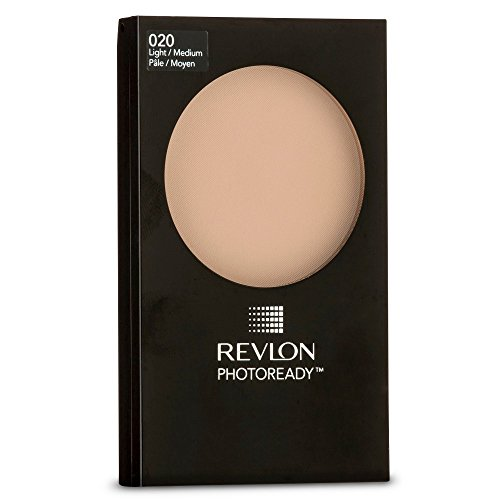 Revlon Face (Revlon PhotoReady Powder, Light/Medium)