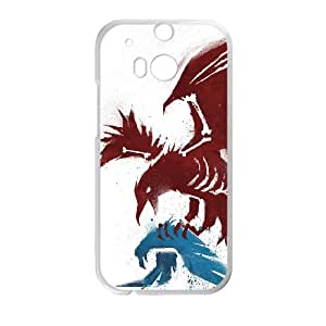 infamous second son HTC One M8 Cell Phone Case White Customized gadgets z0p0z8-3639663