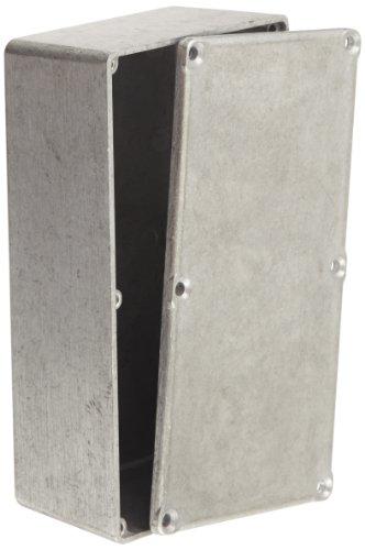BUD Industries CU-476 Aluminum Econobox, 6
