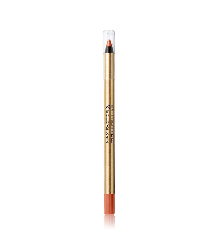Max Factor - Matita labbra Colour Elixir, n° 14 Brown 'n' Nude, 1 pz. (1 x 1 ml) 81440156