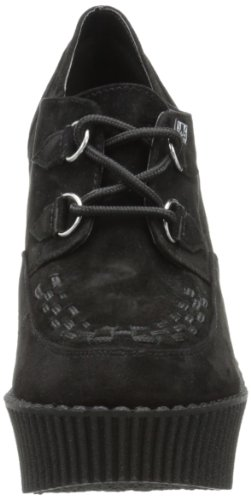 Interlace Lacets u Jonak black Black Femme À Noir Chaussures k T With Pnqxp66