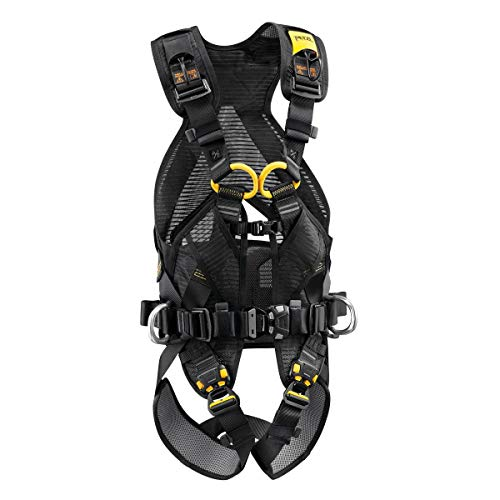 PETZL - Volt Wind LT, Fall Arrest and Work Positioning Harness, Size 1