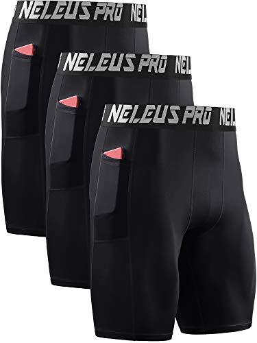 Neleus Men's 3 Pack