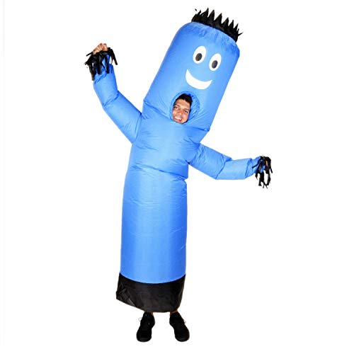 LookOurWay Air Dancers Inflatable Tube Man Costume,