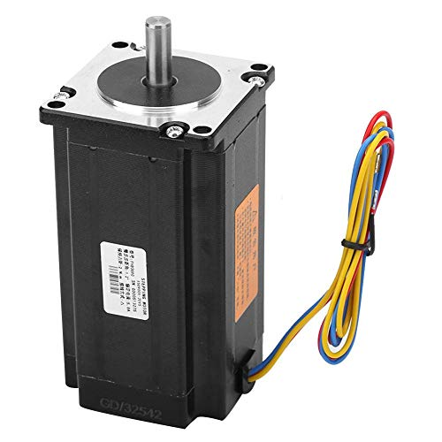 Stepper Motor,57 Series 3610 Three Phase Hybrid Stepping Motor 3 Phase Stepper Motor for CNC Machinery Industry DC24-80 V 5.8A 2.0NM