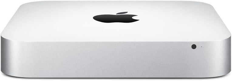 Apple Mac Mini MC816LL/A - 4GB Ram - 500GB HDD Desktop (Renewed)