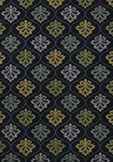 """product image for Shaw Boutique Collection 5' 3"""" x 7' 10"""" Area Rug - Palmette Panel Indigo"""