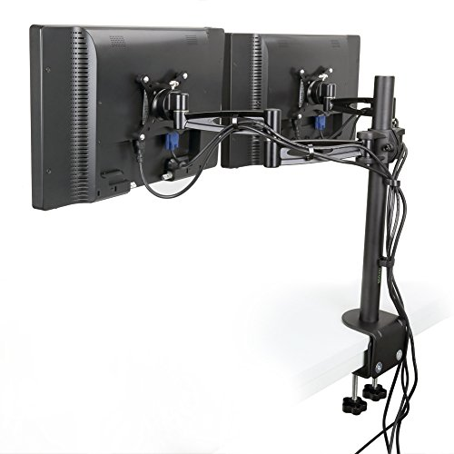 Dual Monitor Desk Mount Stand Ikross Monitor 3 Way