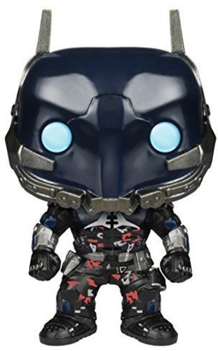 Amazon Com Funko Batman Arkham Knight Arkham Knight Pop Action