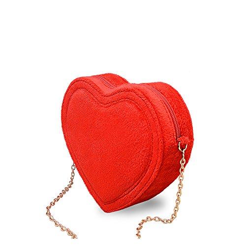 sac messager amour ne En sac cha A forme A de de de coeur ur l'été la C Mini de qqwpn7gA