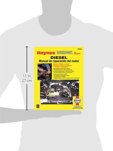 Diesel Engine Manual (Spanish) Techbook (Haynes Techbook en Espanol)
