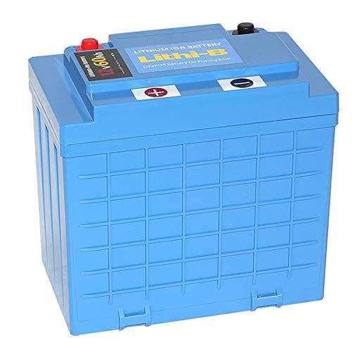 LifePO4 リチウムバッテリー リチビー(Lithi-B) 12V 60Ah