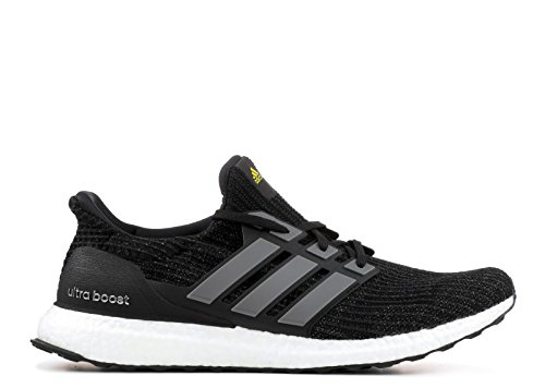 Adidas Prestaties Heren Ultraboost Ltd Loopschoen Zwart / Ijzer Metallic / Levendige Geel