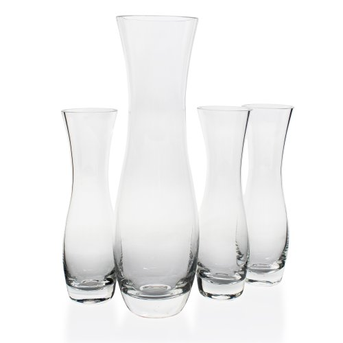 Cathy's Concepts Sand Ceremony 4-Piece Vase Set (Cathy Vase)