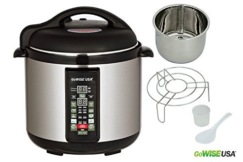 gowise pressure cooker 8 quart - 9