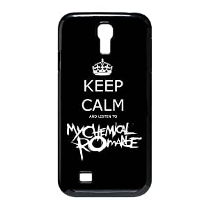 My Chemical Romance Band Samsung Galaxy S4 i9500 Case Cover Protecter - Retail Packaging - Durable Plastic