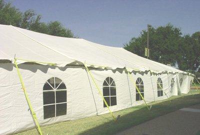 40ft X 200ft Premier Party Tent