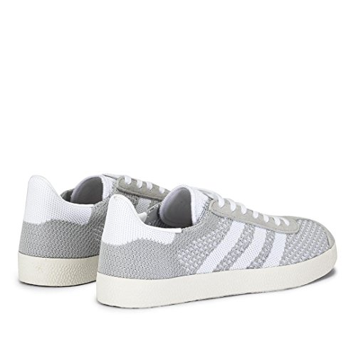 Adidas Gazelle Primeknit Gris - Chaussures Femme