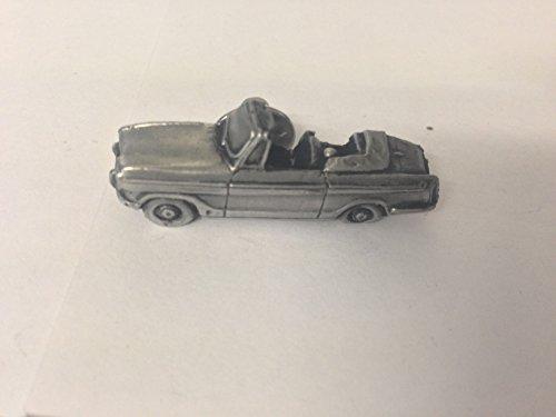 Triumph Vitesse 6Convertible Badge à épingle 3D voiture Effet Étain Badge à épingle ref256