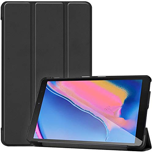 ProCase Galaxy Tab A 8 (2019) Case, Slim Light Smart Cover Stand Hard Shell Folio Case for Galaxy Tab A with S Pen 8.0
