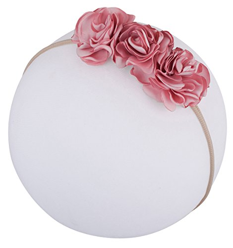 Pink Newborn Headband - 5