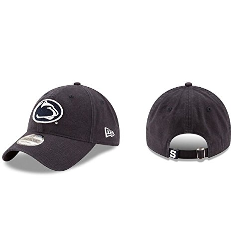 Penn State Wrestling - New Era Men's Penn State Nittany Lions Core Classic Navy One Size Fits All