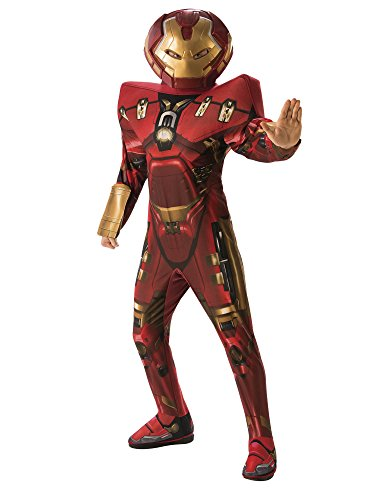 Rubie's Costume Co Men's Standard Infinity War Deluxe Hulk Buster Costume, As As Shown, Extra-Large]()