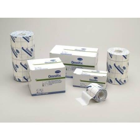 Omnifix Non Woven Dressing Retention Tape, 2 Inches X 10 Yards Latex Free Non Waterproof, 24 ea