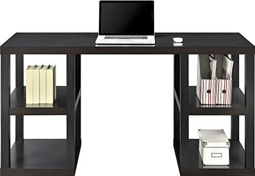 Altra Parsons Deluxe Desk Espresso Furniture Office