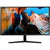 "Samsung LU32J590UQEXXS UHD Gaming Monitor with 1 Billion Colors, 31.5"", Dark Blue Gray"