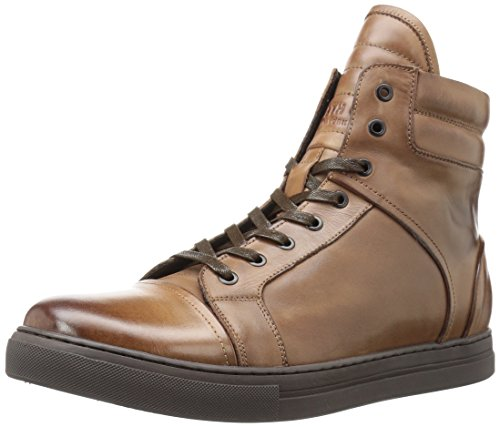 Kenneth Cole New York Men's Double Header Shoe, Brown, 11 M US