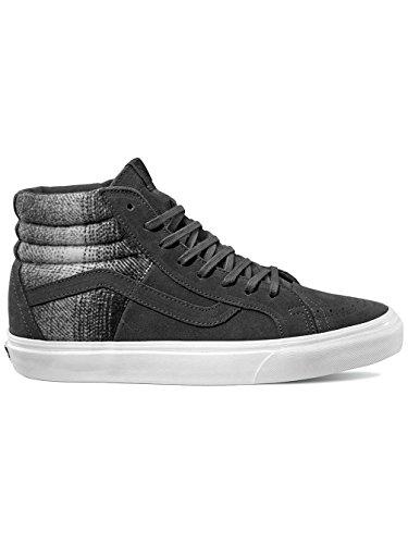 Vans Herren Sneaker Sk8-Hi 46áDX Sneakers (mountain plaid) gray