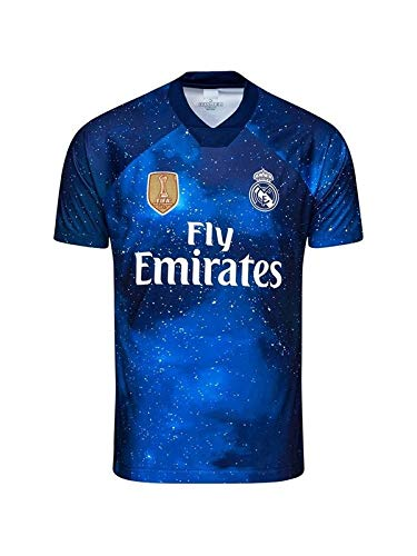 more photos f671f 650aa Buy Golden EA Edition Real Madrid Imported Jersey with Short ...