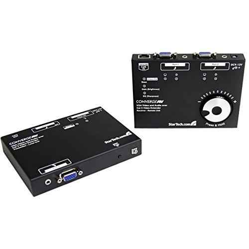 StarTech Long Range VGA over Cat5 Video Extender 300m / 950 ft - 1920x1080 by StarTech