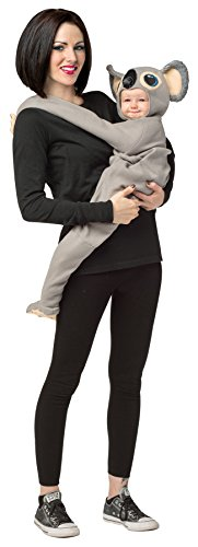 (UHC Baby Boy's Huggable Koala Outfit Animal Theme Infant Halloween Costume, Child)