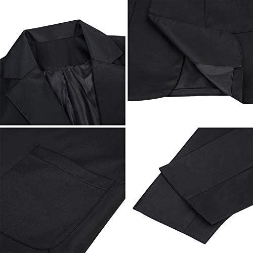 NOBRAND Spring Autumn Slim Fit Women Jackets Blazer Pockets Office Work Jacket Coat Elegant Business Lady