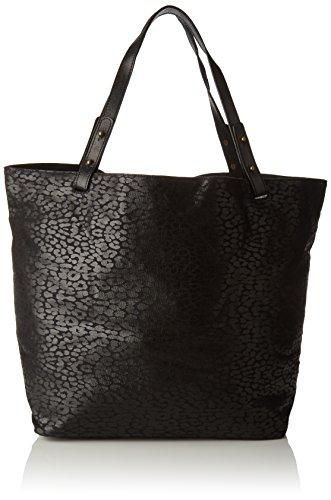 tracolla Black Nero Petite Mendigote Borse Donna Clea Leopard a x481X
