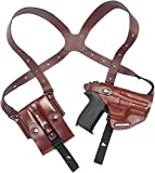 Springfield XD Mod.2 SubCompact Leather Shoulder Holster System