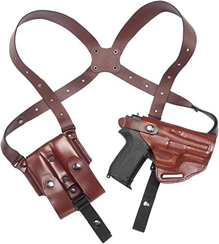 Kimber Micro 9 Lined Shoulder Holster System