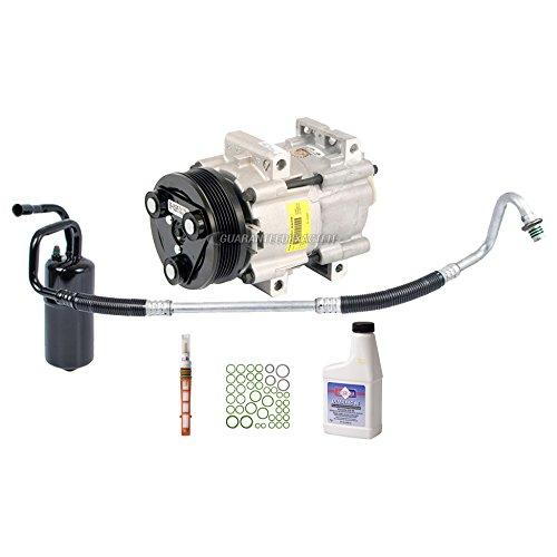 03 mercury sable ac compressor - 8
