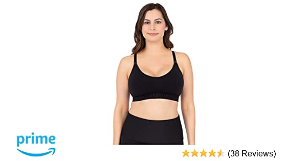 701354e04e7c4 Kindred Bravely Sublime Support Low Impact Nursing   Maternity Sports Bra ( Black