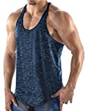 Best Gym Tanks - COOFANDY Men's Gym Tank Tops Workout Muscle Tee Review