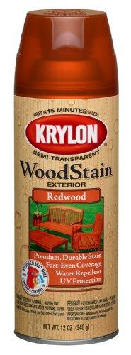 krylon-k03604000-exterior-semi-transparent-wood-stain-redwood-12-ounce