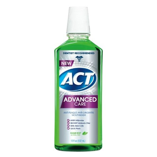 Act Adv Care Clean Mint Size 18z Act Advance Care Clean Mint 18z (Care Adv)